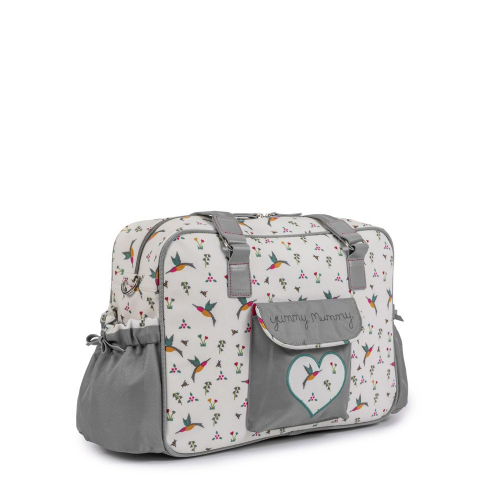 Yummy Mummy Changing Bag - Hummingbird